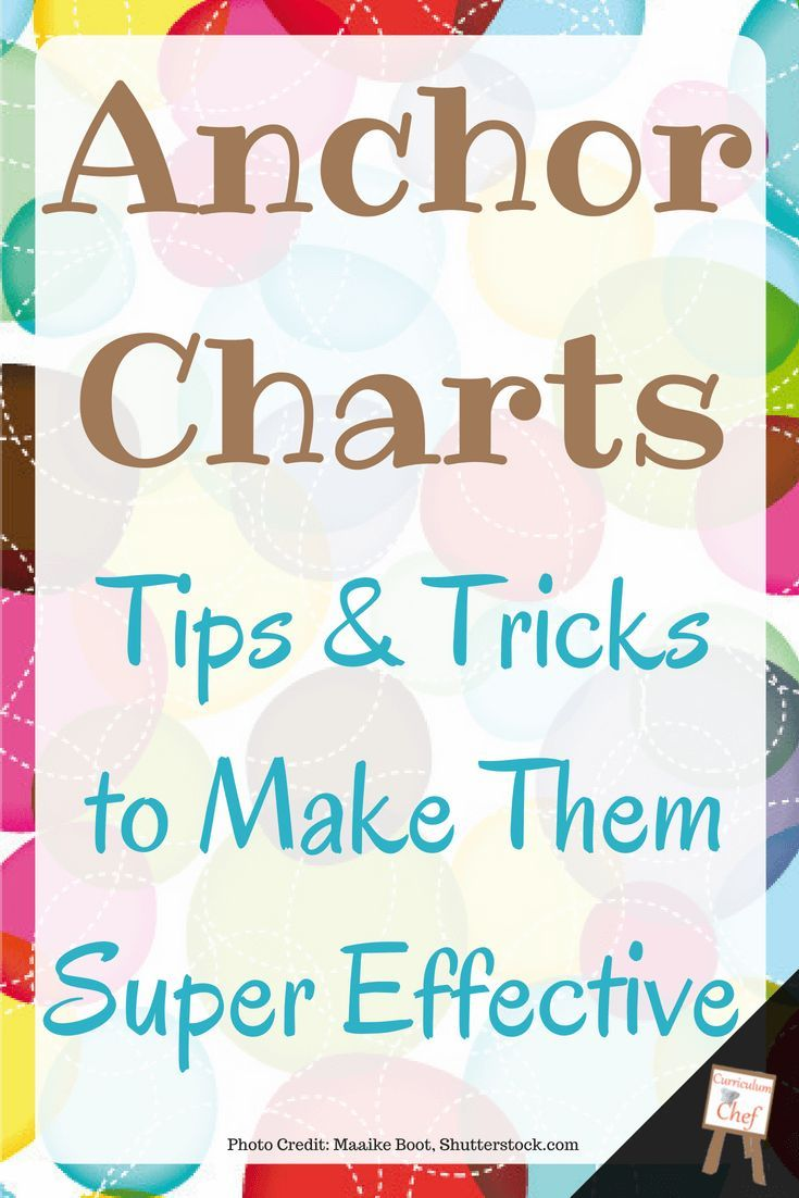 Anchor Charts These Simple Tips Make Them Super Effective