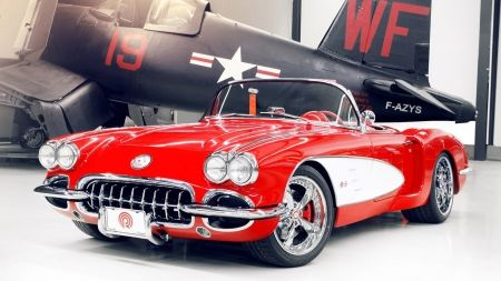 1959 Chevrolet Corvette C1 - Chevrolet Wallpaper ID 1108190 - Desktop Nexus Cars
