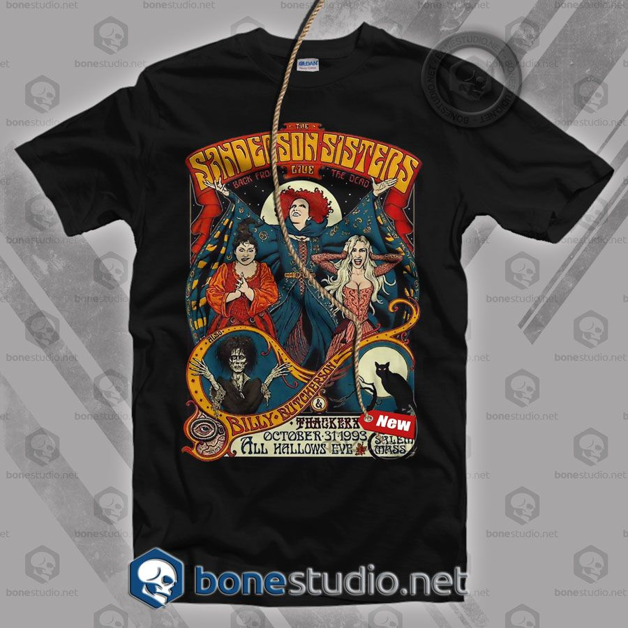 535d3ee77 Hocus Pocus Sanderson Sister's Tee by ImproperApparel on Etsy | Wantings  and such in 2019 | Hocus pocus shirt, Sanderson sisters, Shirts