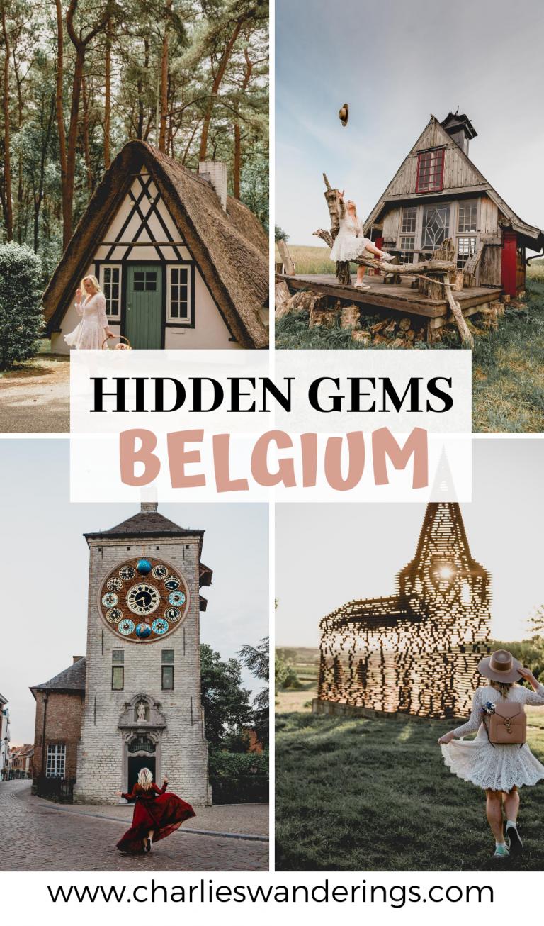 26 Hidden Gems And Unique Places In Belgium You Ha