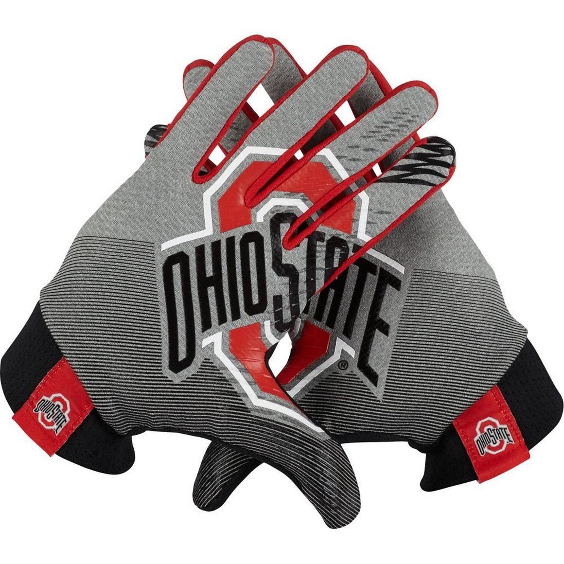 Nike Ohio State Buckeyes Stadium 2 0 Gloves Main Container Image 3 Nike Ohio State Ohio State Buckeyes Ohio State Buckeyes Gifts