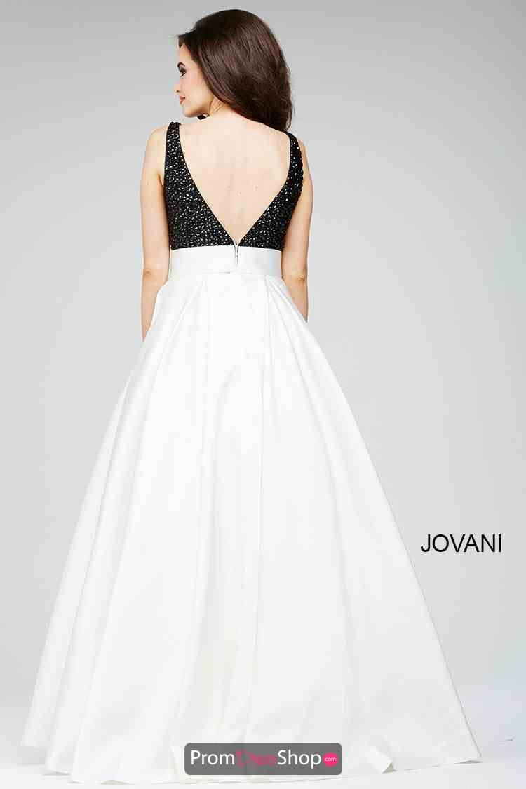 Jovani stunning high neckline dress evening dresses and