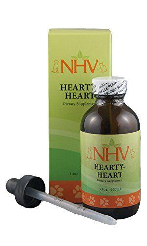 Nhv Hearty Heart Support For Heart Murmurs Congestive Heart