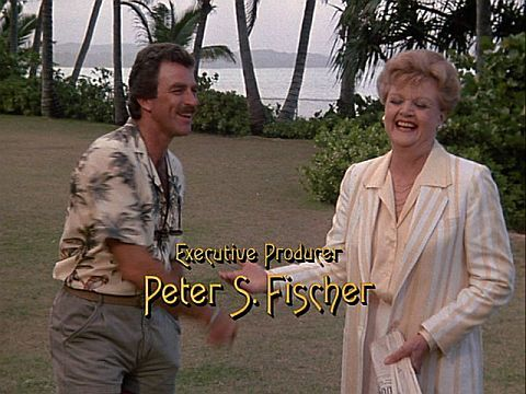 Murder She Wrote - meets Magnum P.I.