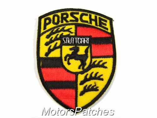 08ebab40bb0fc Porsche Patches Badges Motorsports Racing Jacket Biker Back Patches,  Leather Jacket Patches, Motorcycle Patches