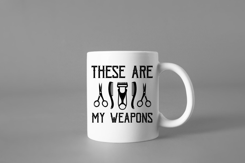 Hair stylist gift gift for a hair stylist ceramic mug