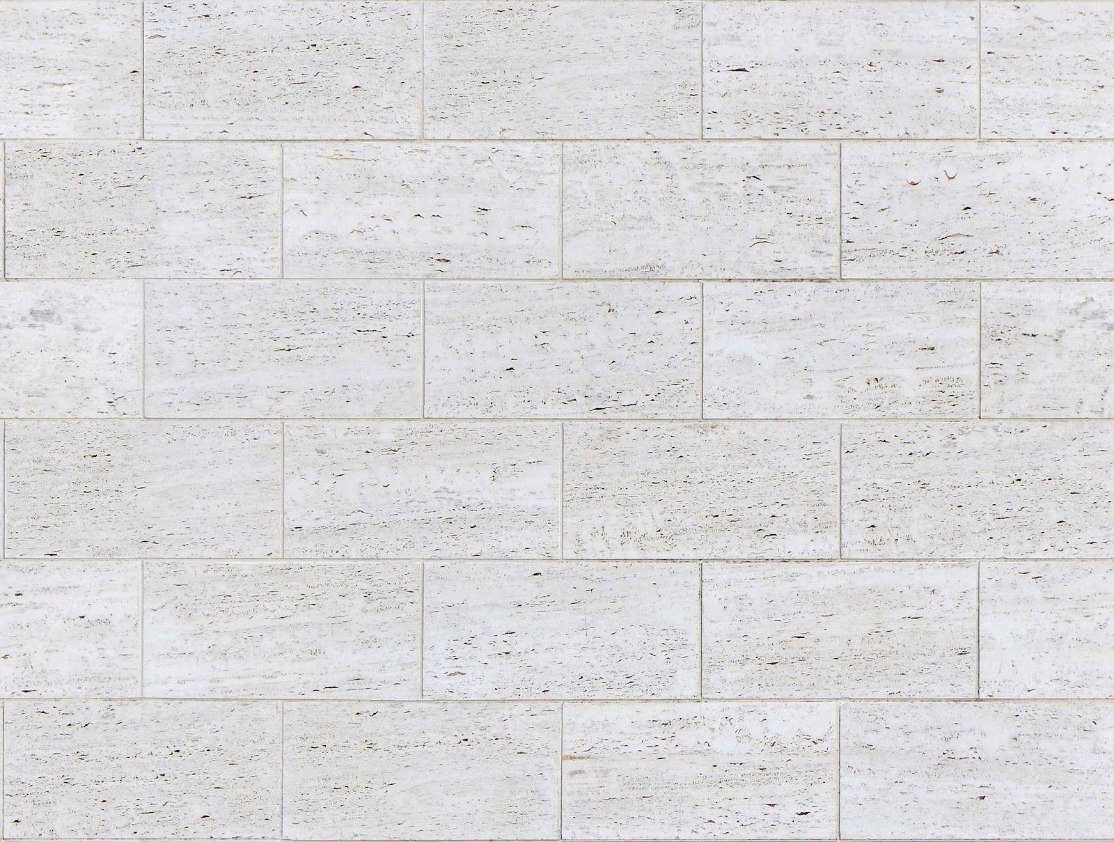 Tileable White Stone Texture