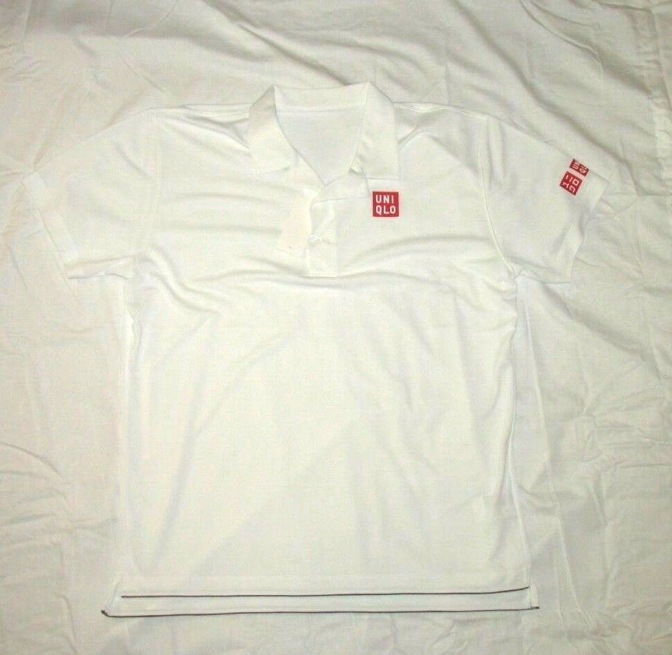 Uniqlo T Shirt Federer | Polo T Shirts Outlet Official