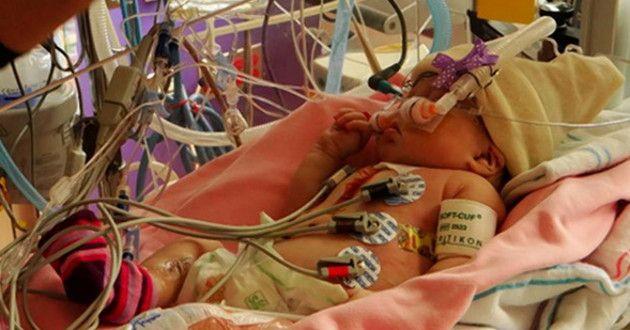 Grávida, ela descobriu um câncer e que seu bebê precisaria de um novo coração, mas um milagre aconteceu