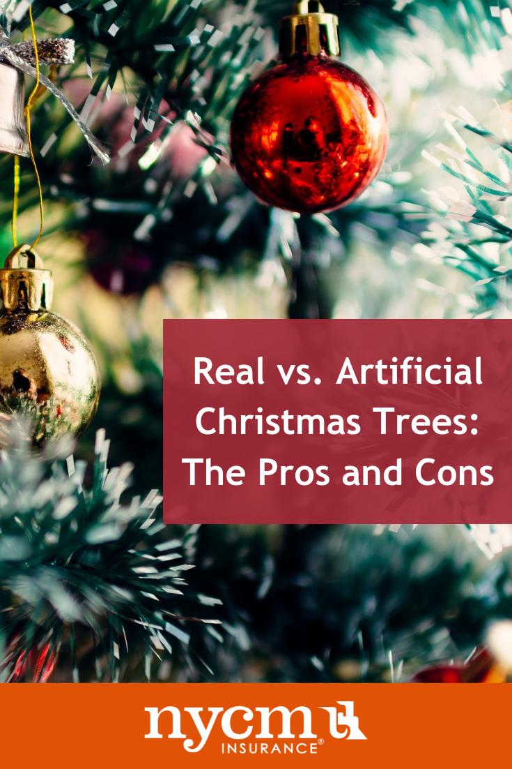 Artificial Vs Real Christmas Tree The Pros And Cons Real Christmas Tree Artificial Christmas Tree Christmas Bulbs
