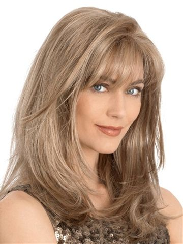 Jennifer Wig by Louis Ferre: Supreme example of just how well a quality wig can replicate a classic, modern day hair look.