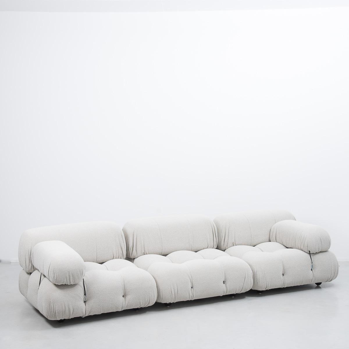 Camaleonda Three Seater Modular Sofa By Mario Bellini For B B Italia 1970s 1 Modern Sofa Designs Modular Sofa Sofa Design