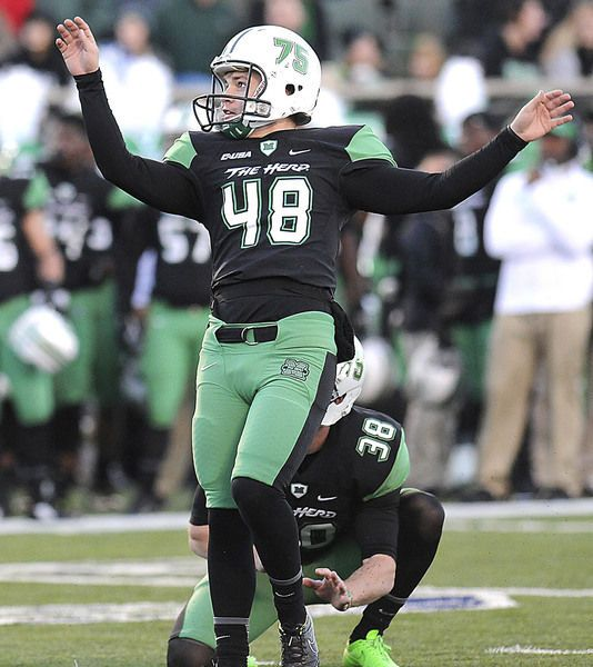 Nick Smith breaks slump with this 35-yard FG in Saturday's 52-0 blowout of FIU...