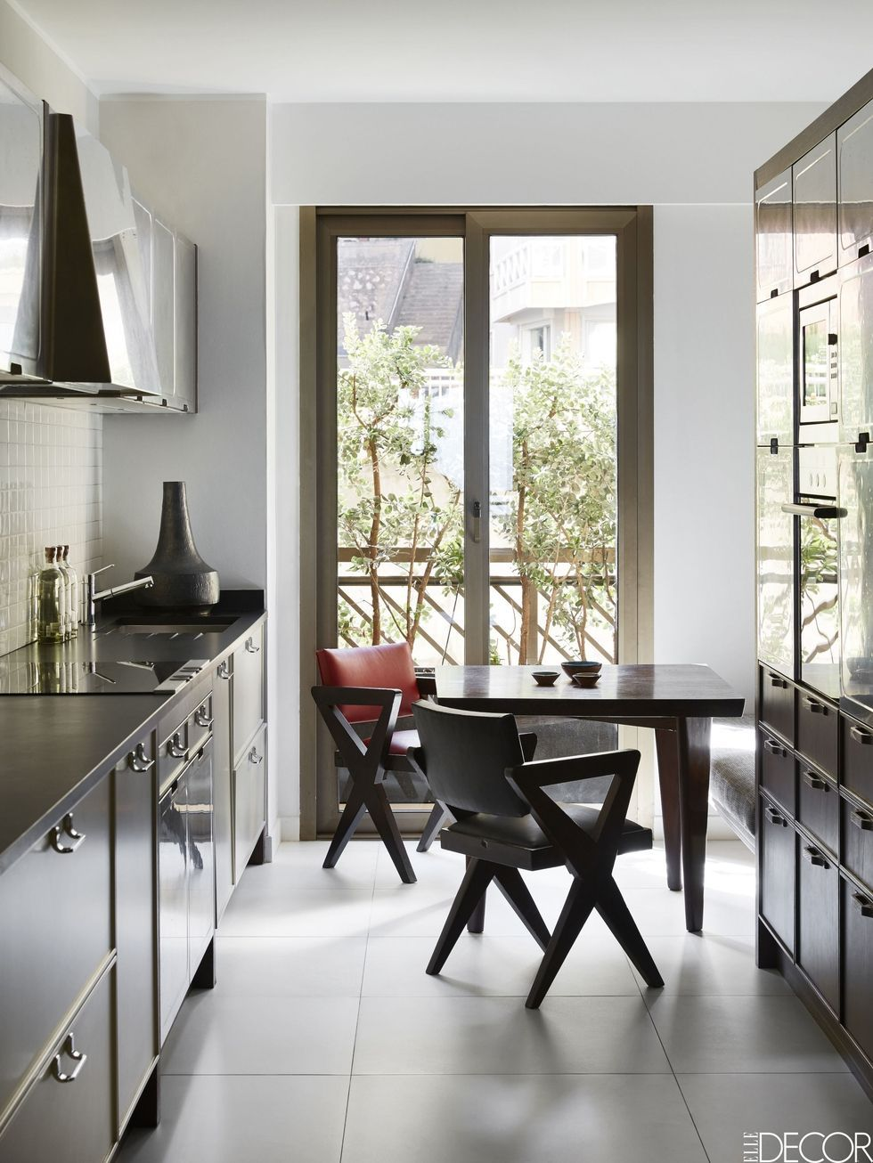 What I Love Wednesday Elle Decor Kitchens Apartment