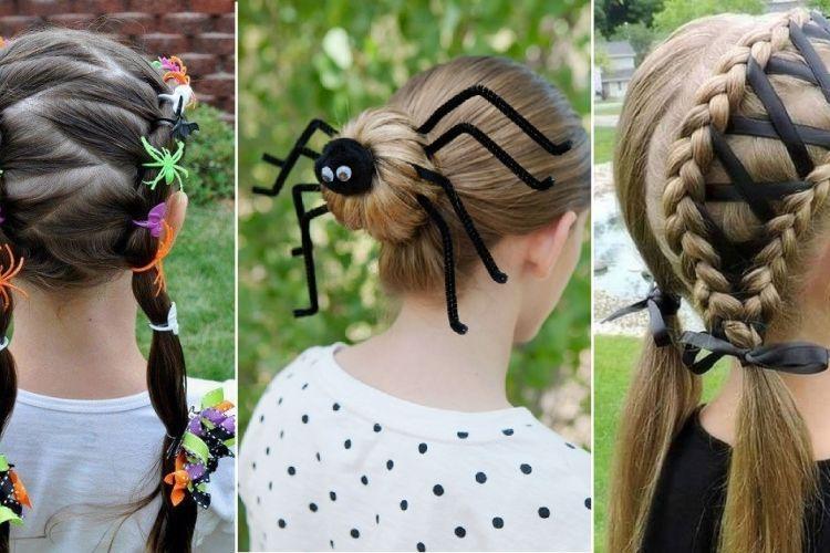 16 accessoires cheveux à faire soimême pour compléter un