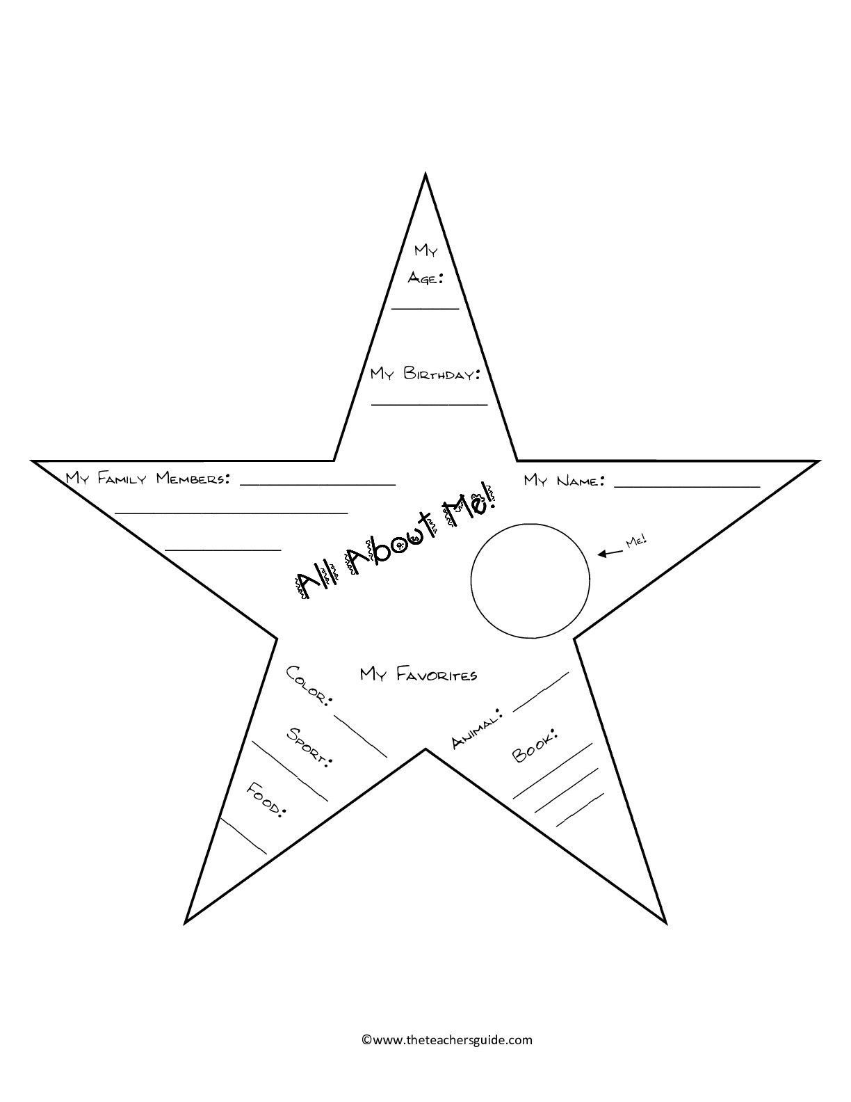 All About Me Kite Template 10 Gigantic Influences Of All
