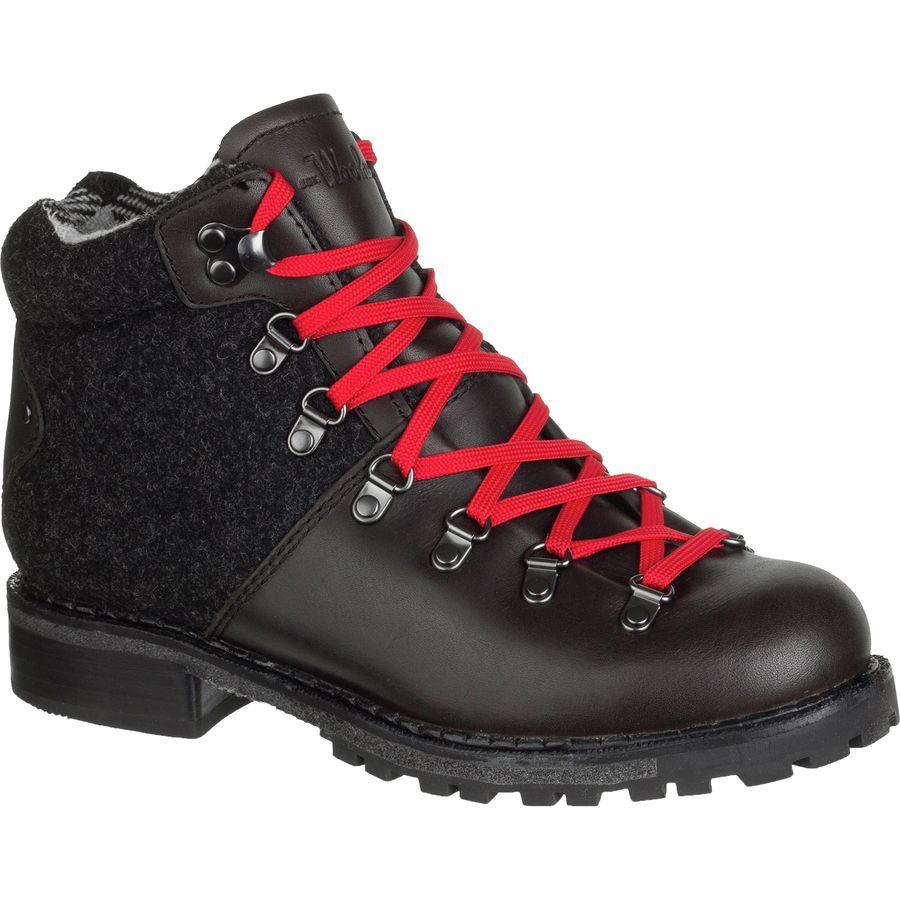 Woolrich Footwear - Rockies Boot - Women s - Vintage Black  a3099953fd