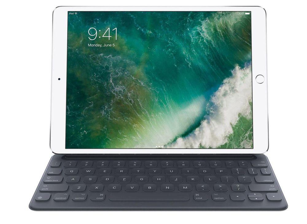 Apple 10 5 Ipad Pro Smart Keyboard Mptl2ll A 190198371638 Ebay Apple Smart Keyboard Ipad Pro Ipad Accessories