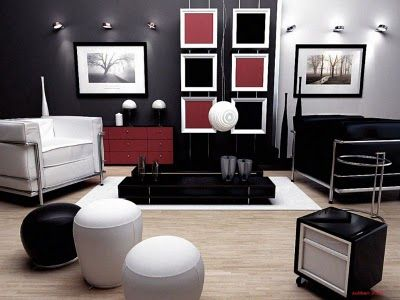 Clean, Modern, Sleek #decor