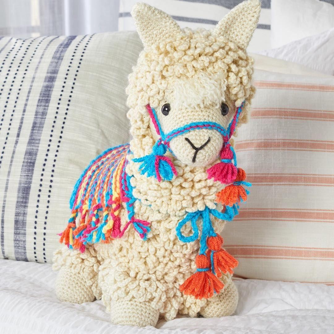 Ravelry: Llama-No-Drama pattern by Nancy Anderson   1080x1080