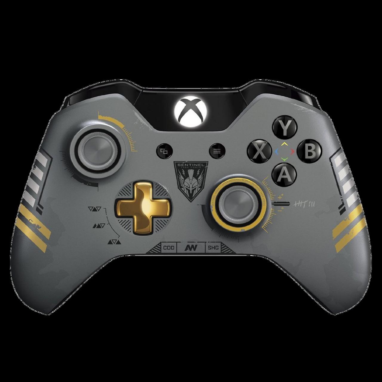 Call Of Duty Advanced Warfare Wireless Xbox One Controller Xbox One Controller Xbox Accessories Call Of Duty