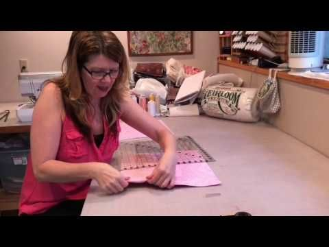 Solar Flare Quilt | Midnight Quilt Show with Angela Walters - YouTube