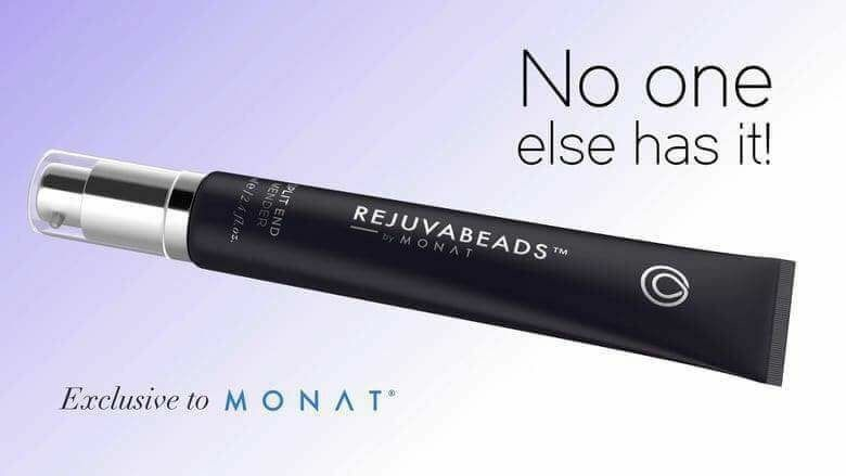 New Product Alert Huge Breakthrough Technology From Monat Rejuvabeads Is A Patent Pending Product That Repairs Split End Monat Hair Monat Coconut Oil Hair