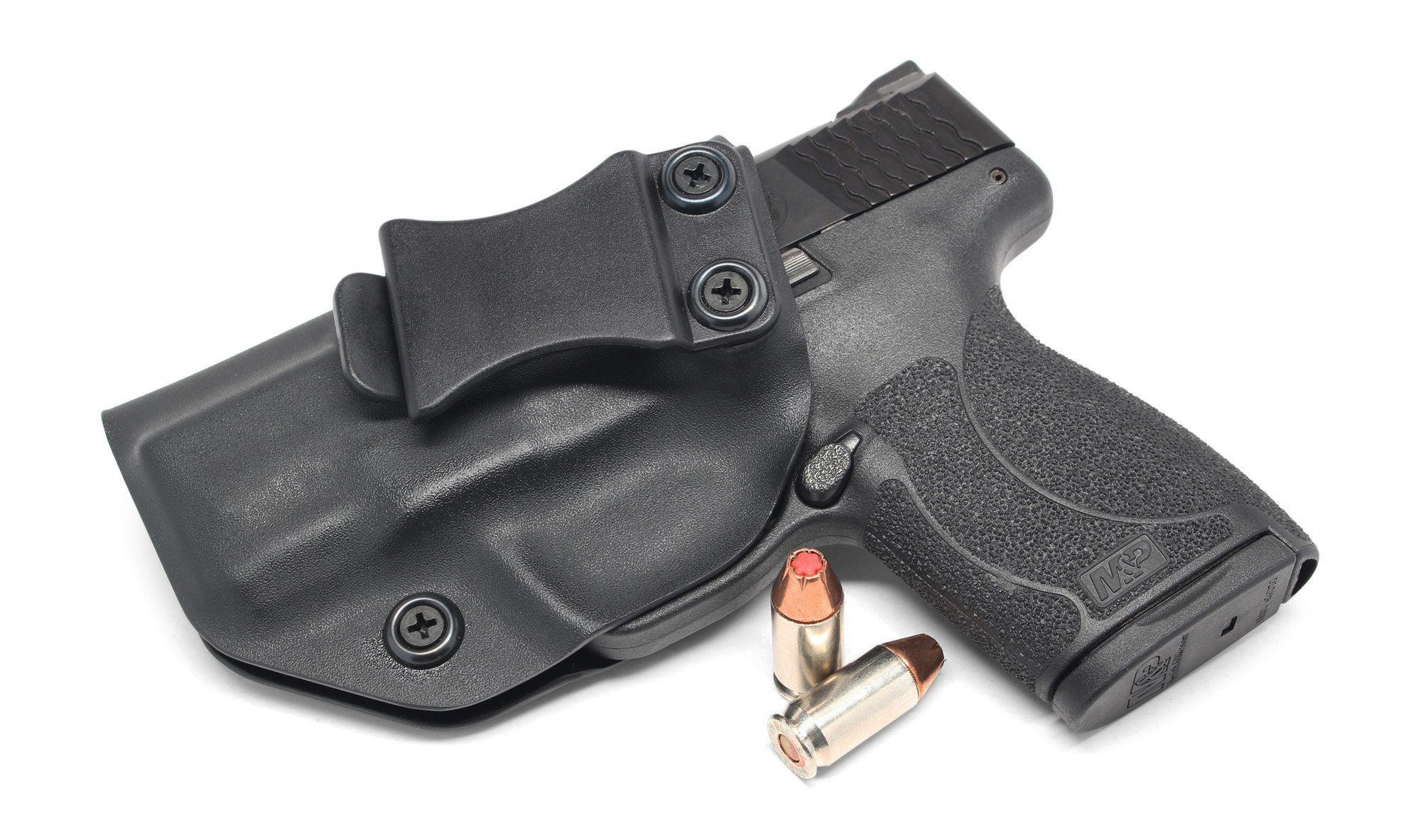 Smith & Wesson M&P Shield 45 ACP IWB KYDEX HolsterSave those thumbs & bucks w/ free shipping on this magloader I purchased mine http://www.amazon.com/shops/raeind No more leaving the last round out because it is too hard to get in. And you will load them faster and easier, to maximize your shooting enjoyment. loader does it all easily, painlessly, and perfectly reliably