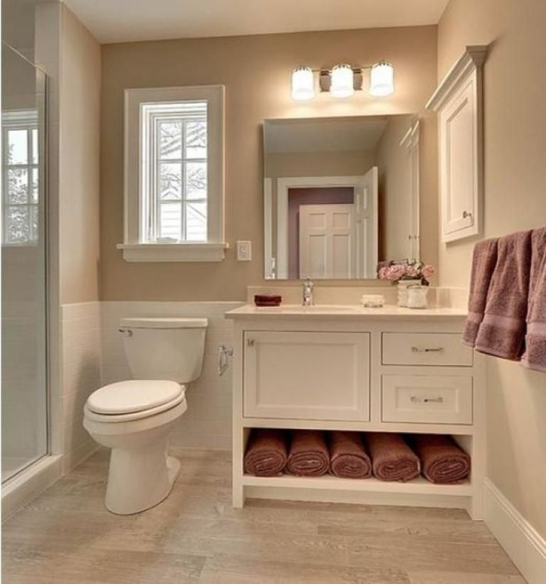 Simple Basement Bathroom Ideas On Budget, Low Ceiling and ...