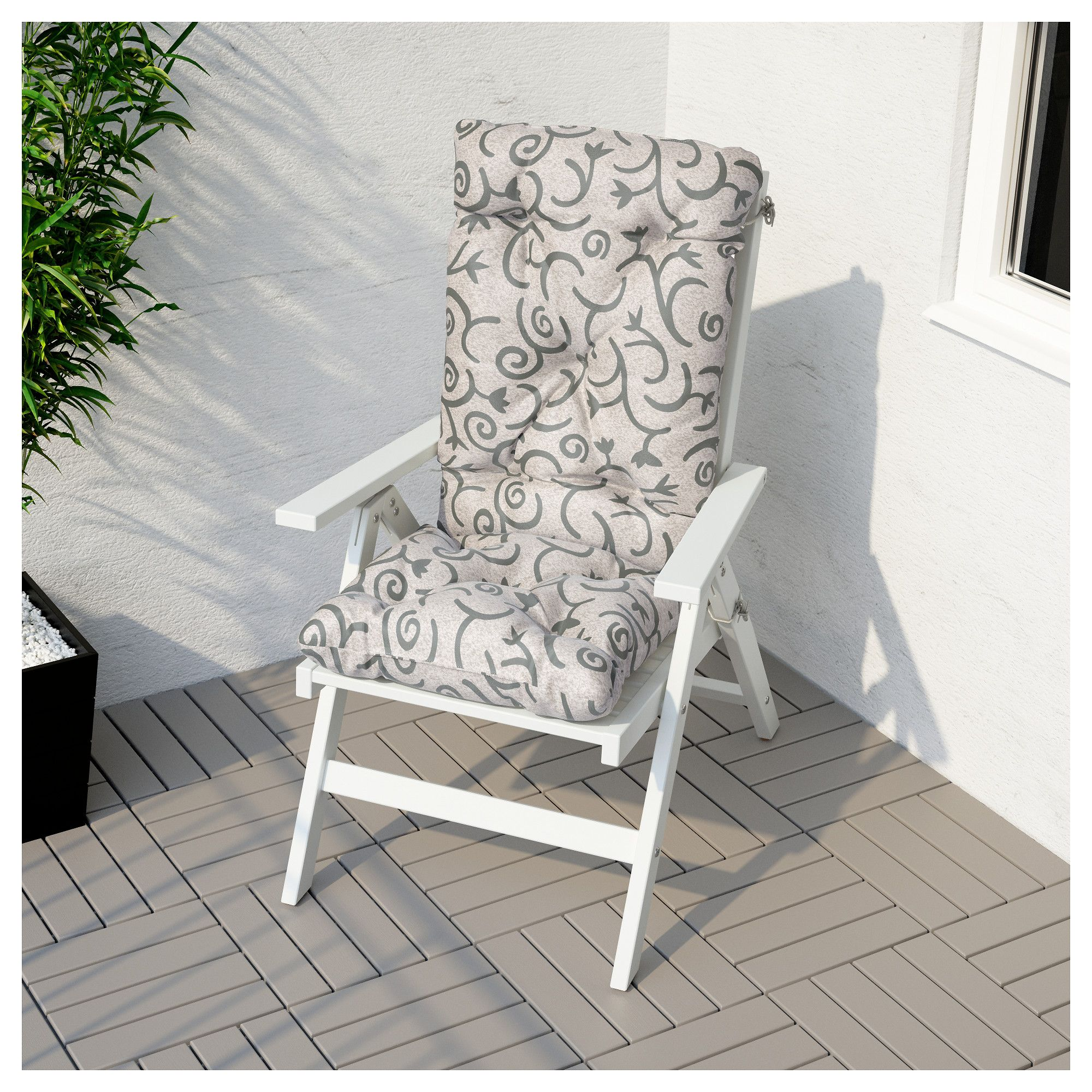 Furniture and Home Furnishings Reclining outdoor chair