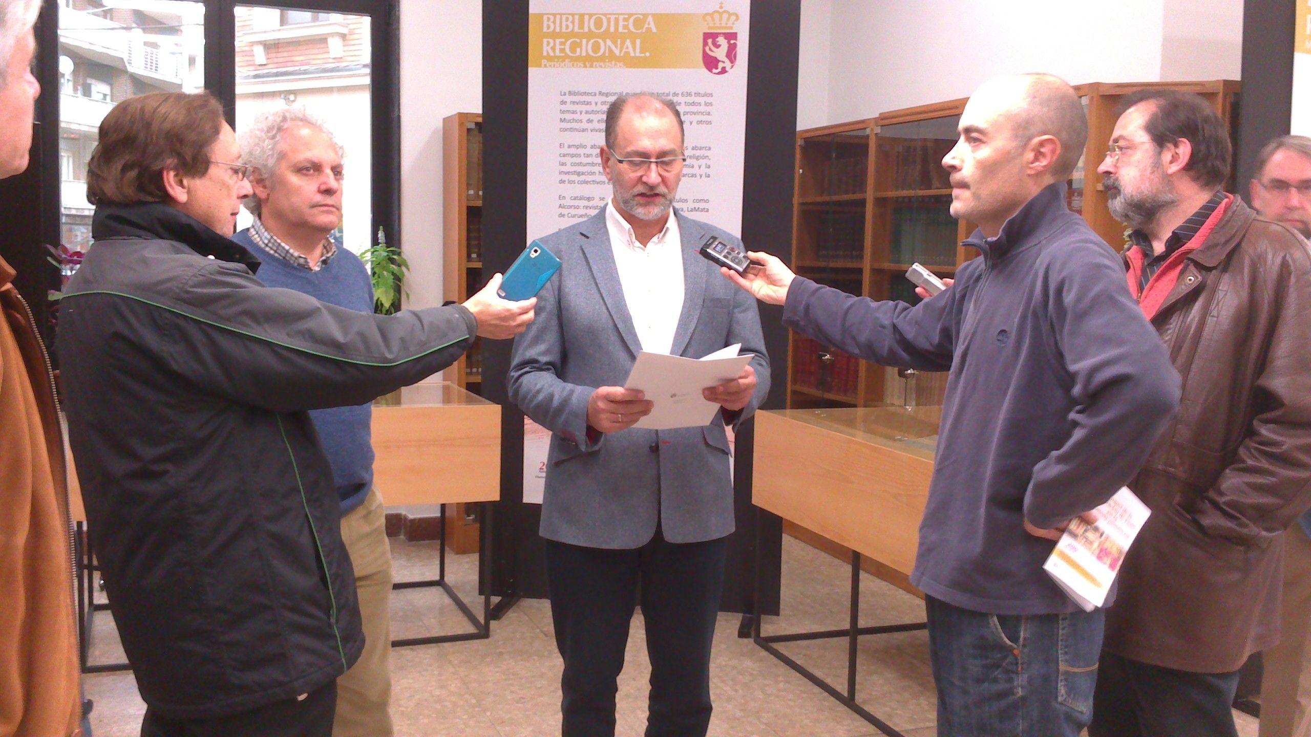Discurso del Diputado de Cultura, D. Teodoro Martínez Sánchez