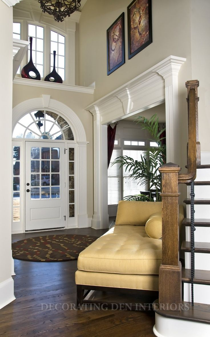 High Ceiling Window Treatments