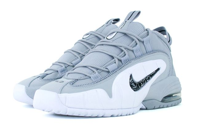 nike air max penny 1 white blue