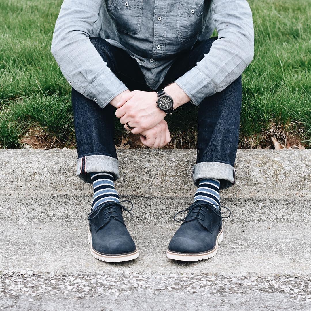 Men's Marshall Plain Toe Oxford