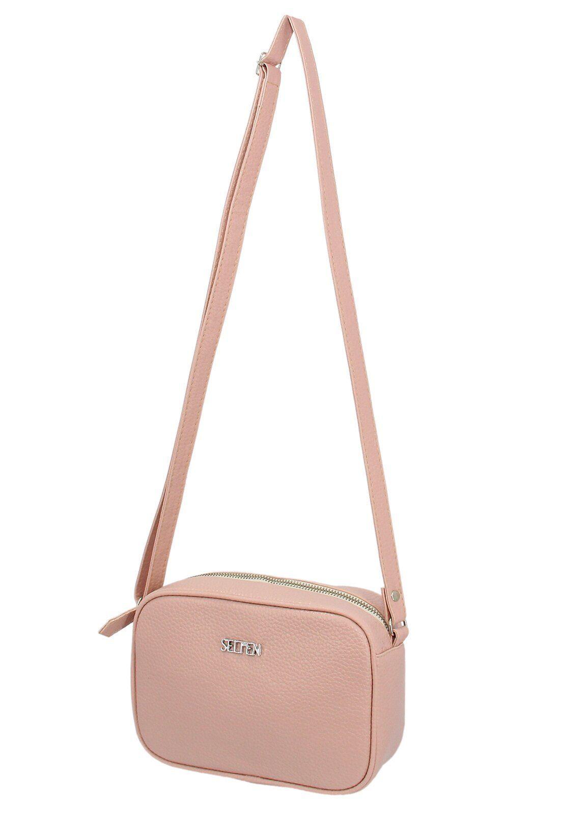 Bolso bandolera pequeño Selten Pink | Bolsos bandolera