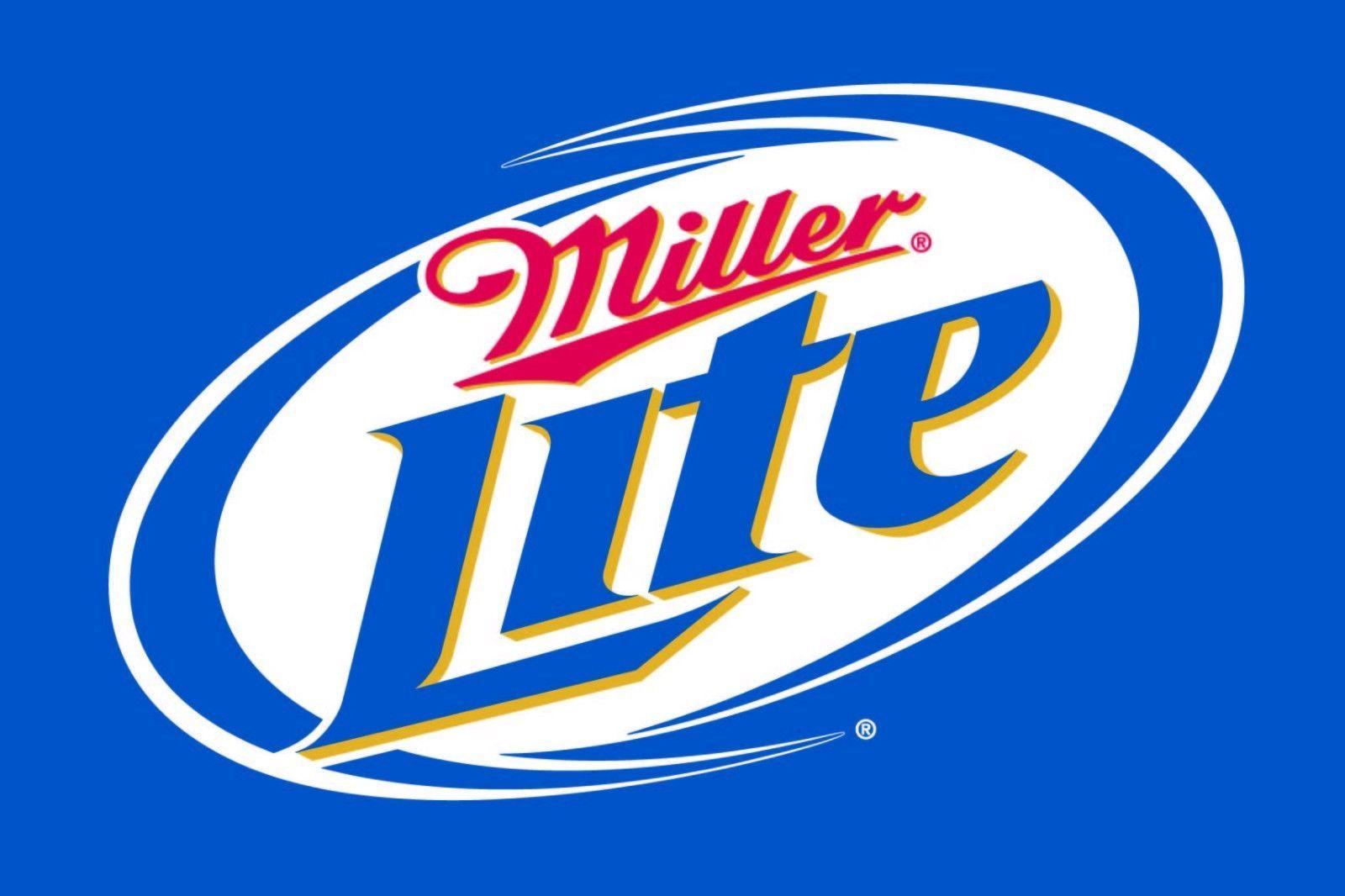 Miller Light Sticker Decal Different Sizes Beer Car Bumper Bar Window Wall Miller Lite Beer Logo Beer Stickers [ 1066 x 1600 Pixel ]