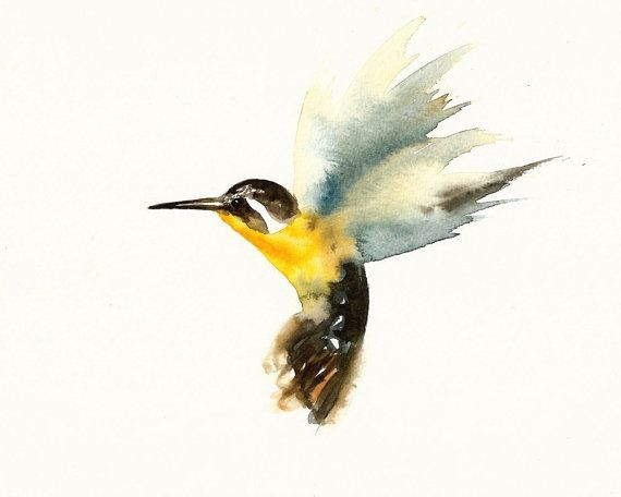 Easy Animal Watercolor Painting