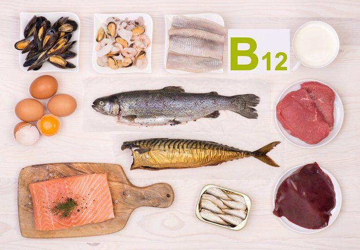 Deficit vit b12 sintomas