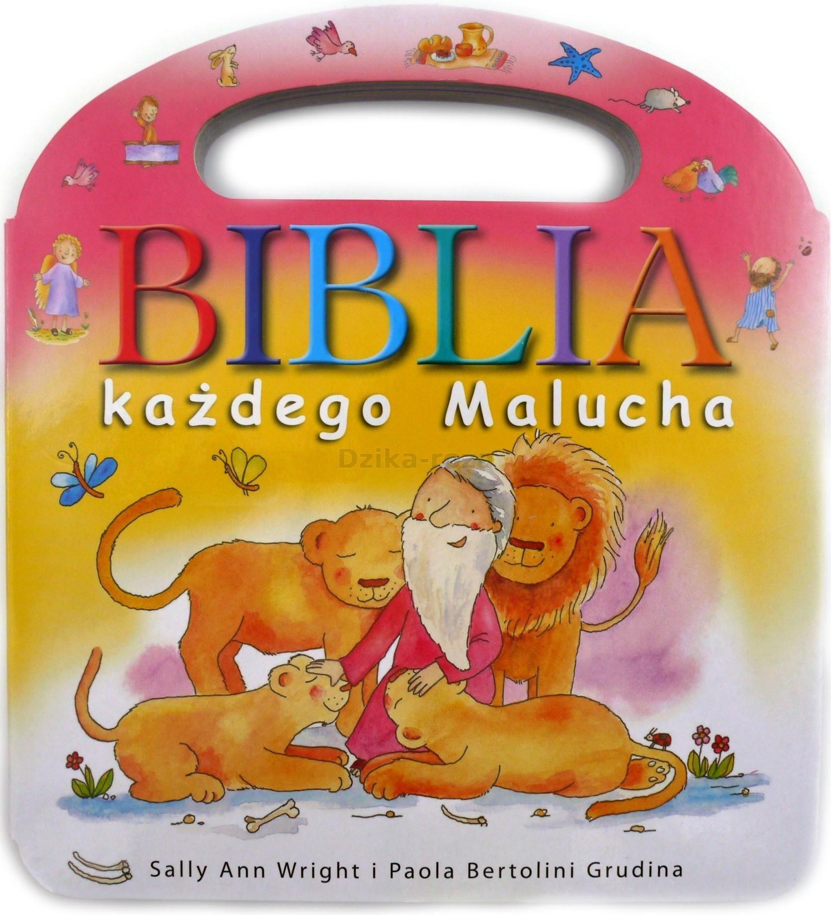 Biblia Kazdego Malucha Sally Ann Biblia Sally