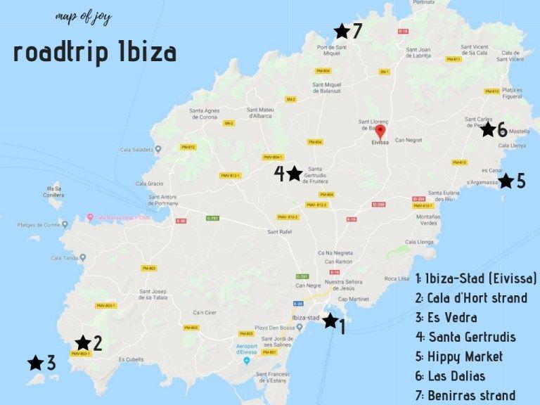 Lang Weekend Ibiza De Leukste Plekken In Een Roadtrip Route