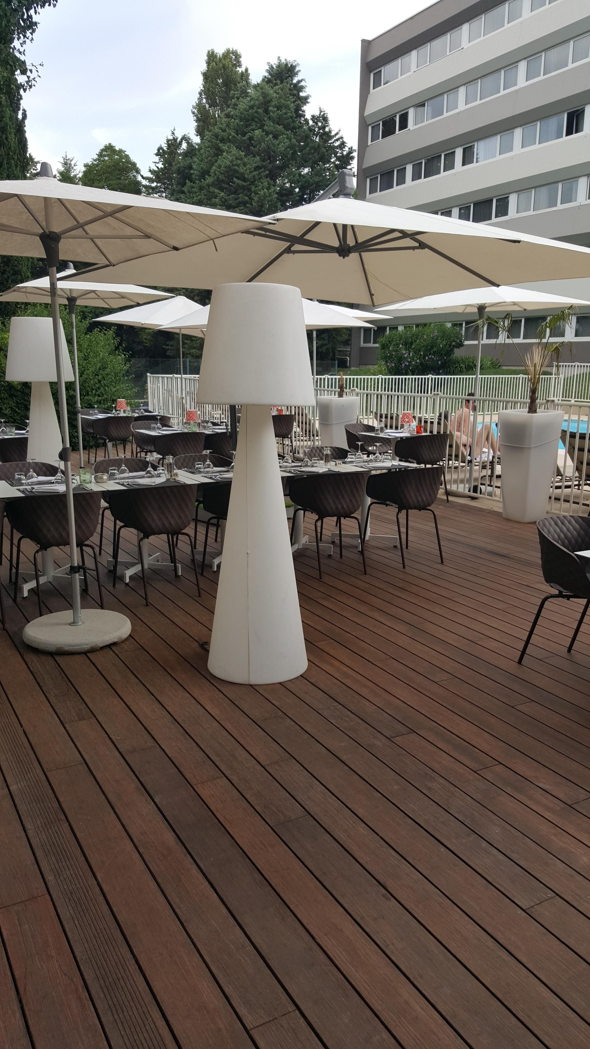 MOSO Middle East is the leading supplier of Bamboo Decking