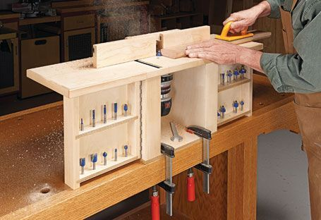 Compact router table woodsmith plans tools pinterest compact router table woodsmith plans greentooth Choice Image