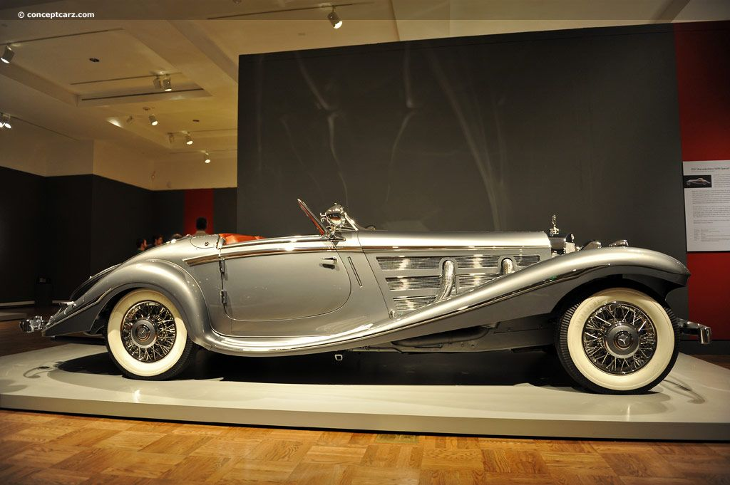the 1937 mercedes benz has the wow factor in my book and seems complex enough