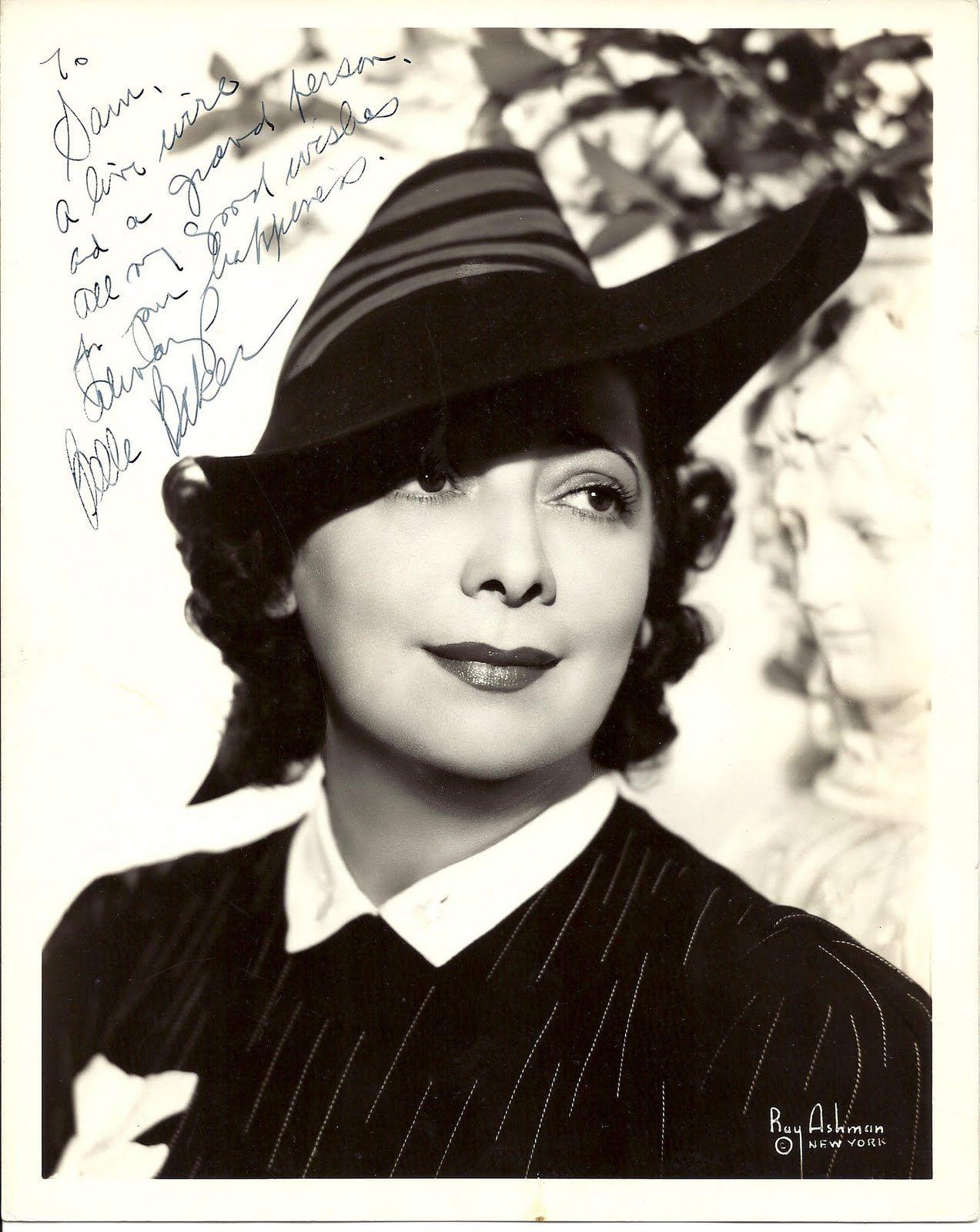 Belle Baker