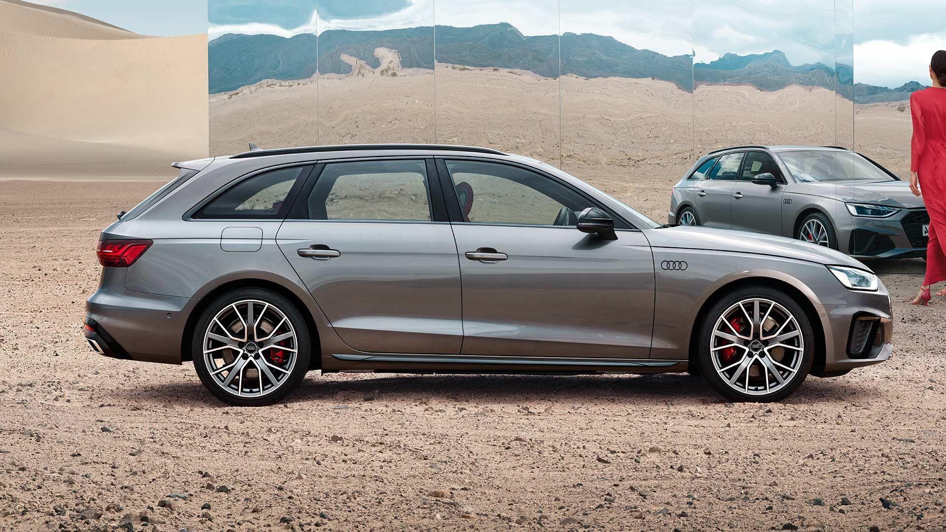 Audi A4 2020 Konfigurator Spesification 2020