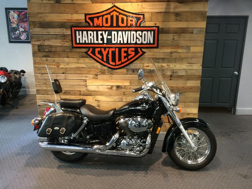 Check Out This 2002 Honda Shadow Spirit 750 Listing In Lynnwood, WA 98037  On Cycletrader