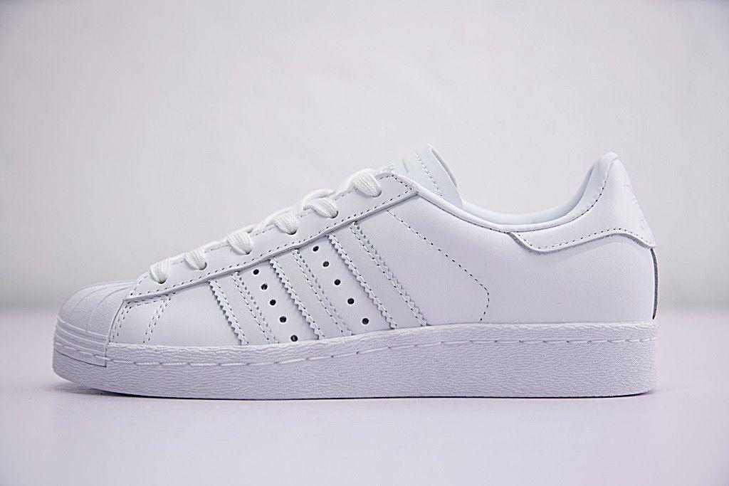 new arrival b090f 04235 adidas Uniex Sneaker Superstar 80 'Half Heart' FOOTWEAR ...