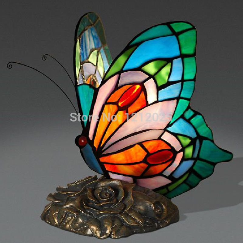 Beautiful Popular Stained Glass Animal Lamps From China Best Selling Stained .