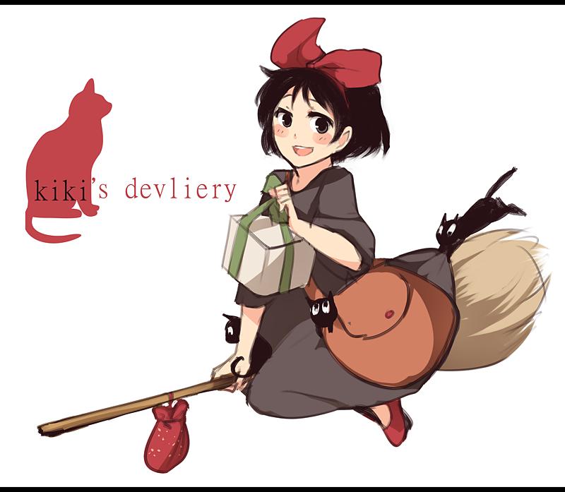 Kiki's Delivery Service by =Niaro