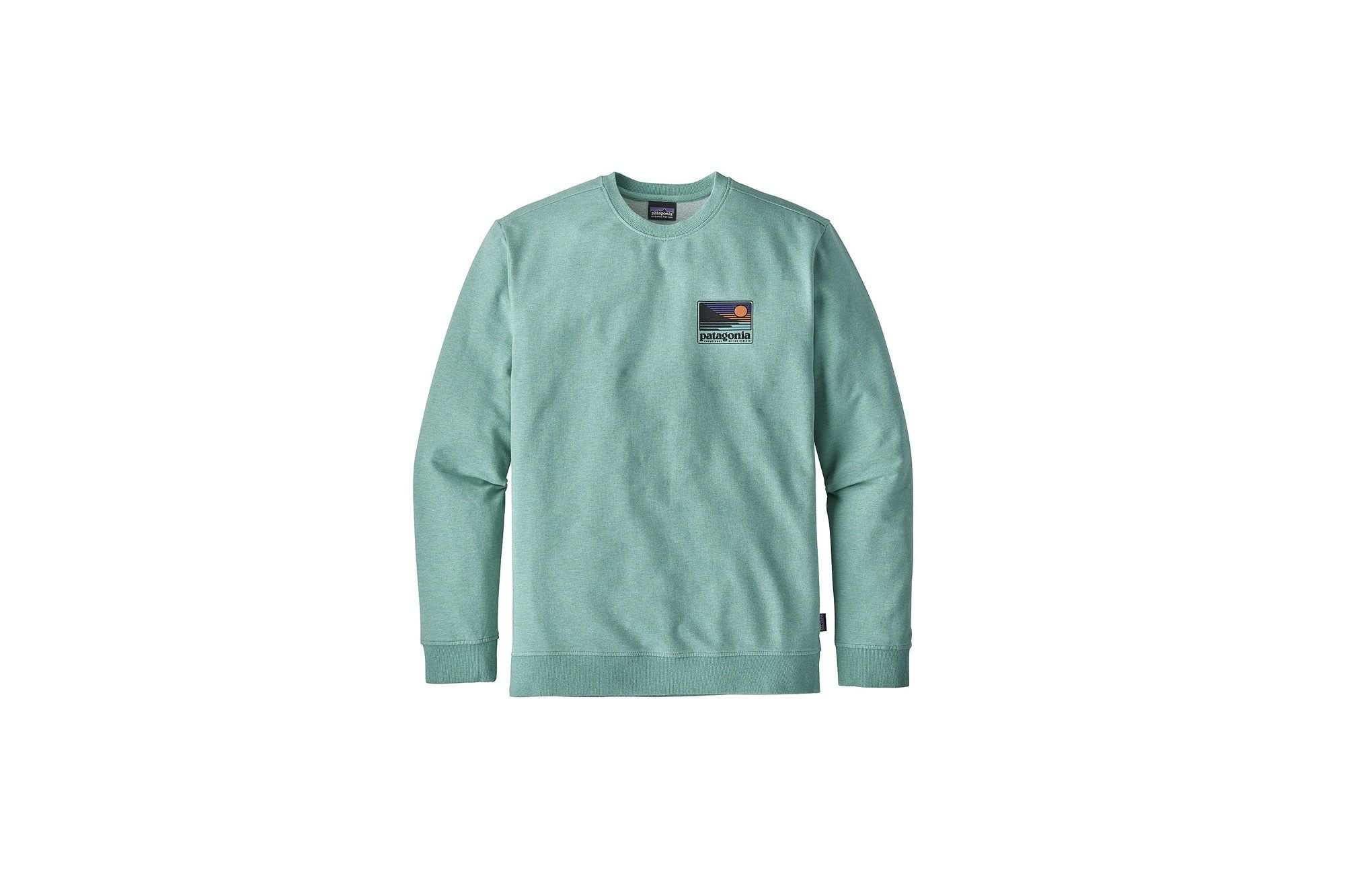 This Is The Shade Of Green You Should Wear On Saint Patrick S Day And All Spring Long Mint Green Sweater Crew Neck Sweatshirt How To Wear [ 1333 x 2000 Pixel ]